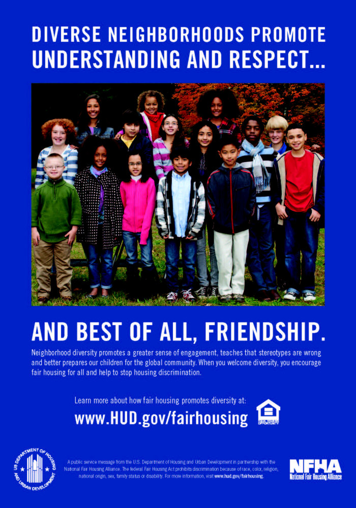 fair housing resources - public and community outreach and education
